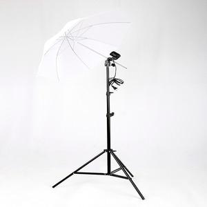 Image 4 - 1PC 33inch Photo Studio flash Soft Umbrella Translucent Photography Lighting Accessories