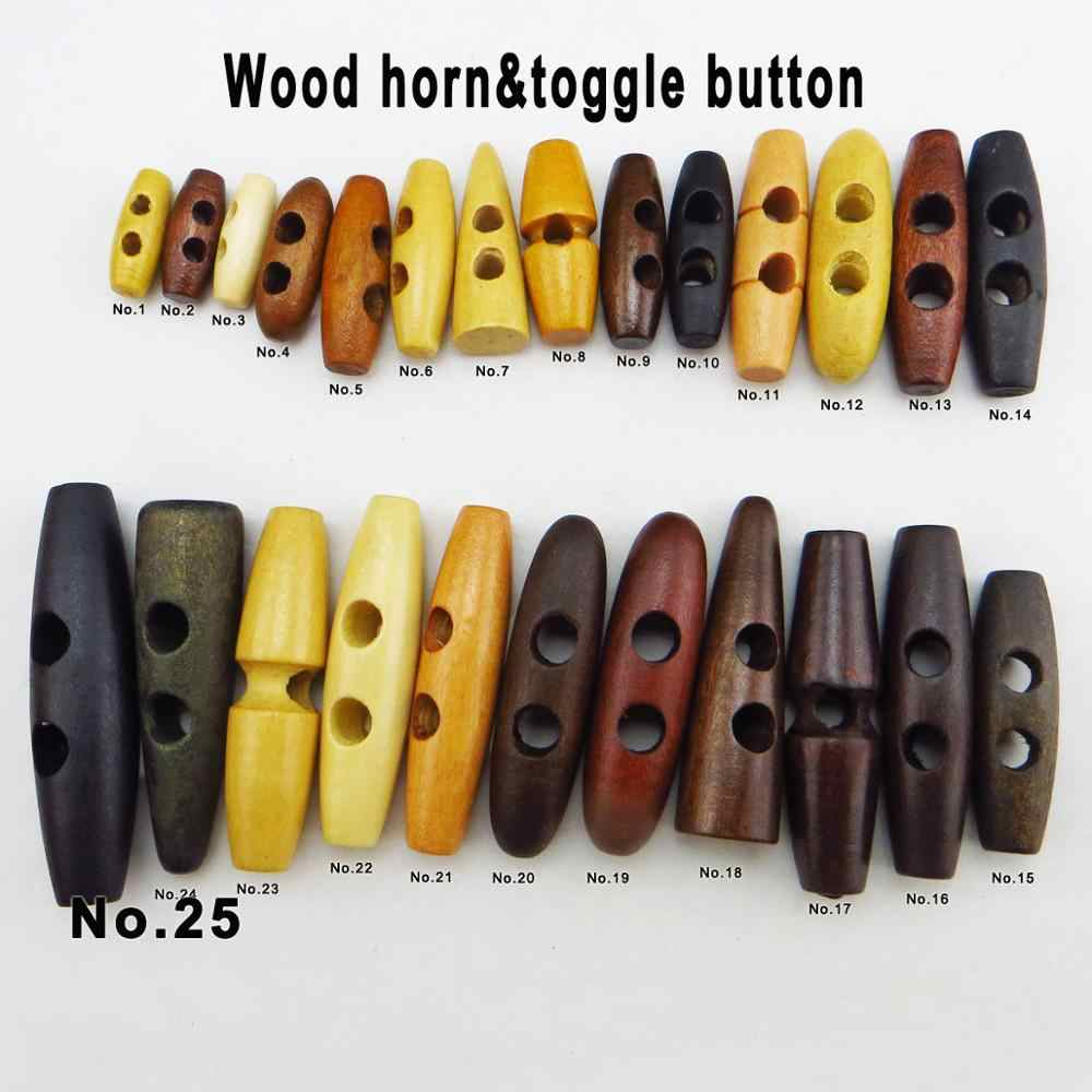 VERY DARK BROWN 30 MM  toggle buttons PACK OF 20 YES 20!!!!! FREE POSTAGE