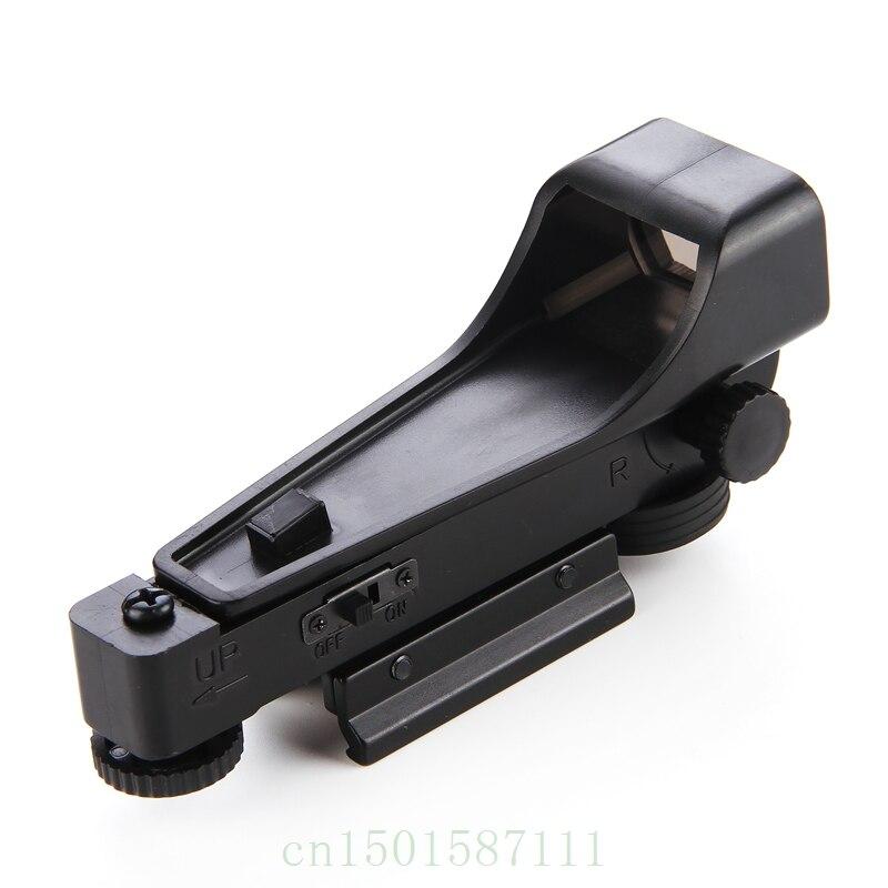 Mira táctica Reflex Vista de Red Dot Alcance Vista amplia Airgun 10 - Caza - foto 3