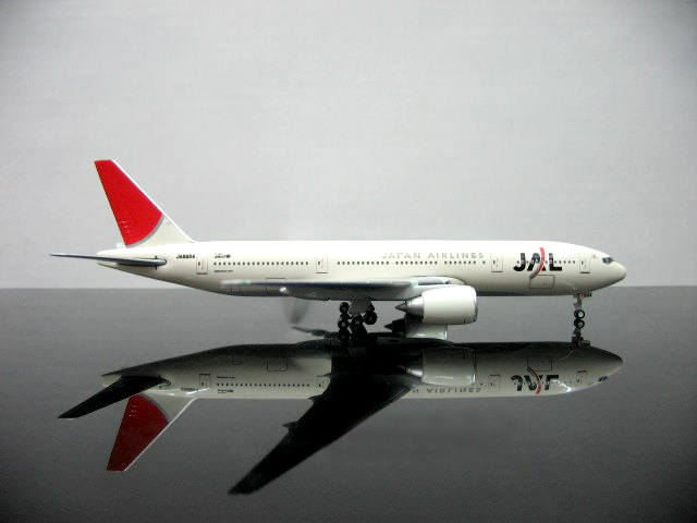 Special offer rare StarJets 1: 500 Japan Airlines 777-200 JA8984 alloy aircraft model Favorites Model