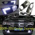 Car-styling,Journey daytime light,2009~2016,LED,Free ship!2pcs,car-detector,Journey fog light,car-covers,steering-wheel; Journey