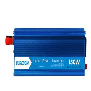 150W Pure Sinusoidal Inverter Solar photovoltaic Inverter Multifunctional Travel Power Supply Control universal socket 1