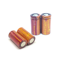 цены Trustfire IMR 650mAh 16340 3.7V High Drain Rechargeable Battery Lithium Batteries For Led Flashlights E-cigarette