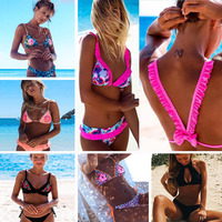 Sexy Bikinis Women Swimwear Push Up Bikini Set Swimsuit Brazilian Biquini Bathing Suit Swim Wear Beachwear