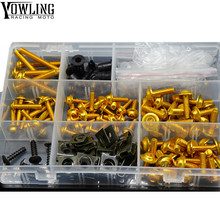 Motorcycle Accessories Fairing windshield Body Work Bolts Nuts Screws for Benelli BJ BN 300gs 600gs 300 600 600i i gs