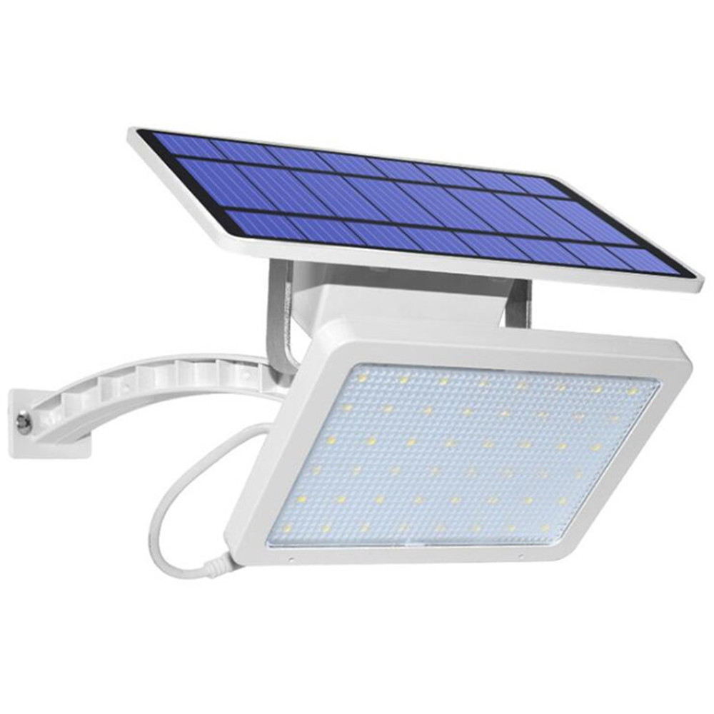 New Arrival 48LEDs Solar Lamp Wall Street Outdoor Lighting Dusk To Dawn Super Bright Waterproof Security Lamp For Garden Yard