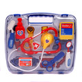 1 SET Children Toy Pretend & Play Doctor Set Medical Kit Nurse Medical Role Plays Creative Education Pretend Toys VF055 T15 0.5