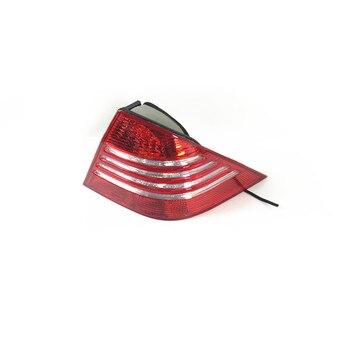 Luz de giro trasera 2208200764 W220 S280 S320 S350 S500 S600 mercedes benzS nivel 2002-2005, luz trasera de frenos, luz LED trasera