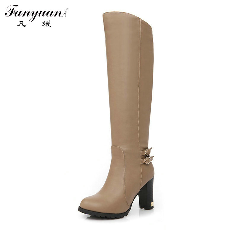 Online Get Cheap Womens Wide Calf Riding Boots -Aliexpress.com ...