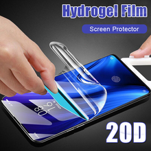 soft full cover hydrogel film for xiaomi redmi S2 5A plus protective film for redmi note 5 pro phone screen protector Not Glass