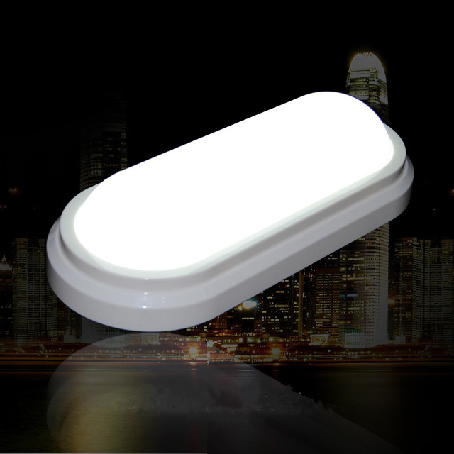 New LED waterproof wall lamp Balcony Light fog lamp corridor moistureproof night light  Indoor lighting