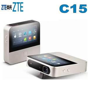 Lot of 100pcs ZTE Spro 2 Smart Android Mini Projector and Hotspot