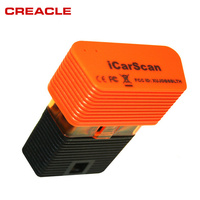 creacle 100% Original LAUNCH ICARSCAN Diagnostic Tool with 10 Free Car Software ICAR SCAN X431 IDIAG VpeckerEasydiag m diag lite