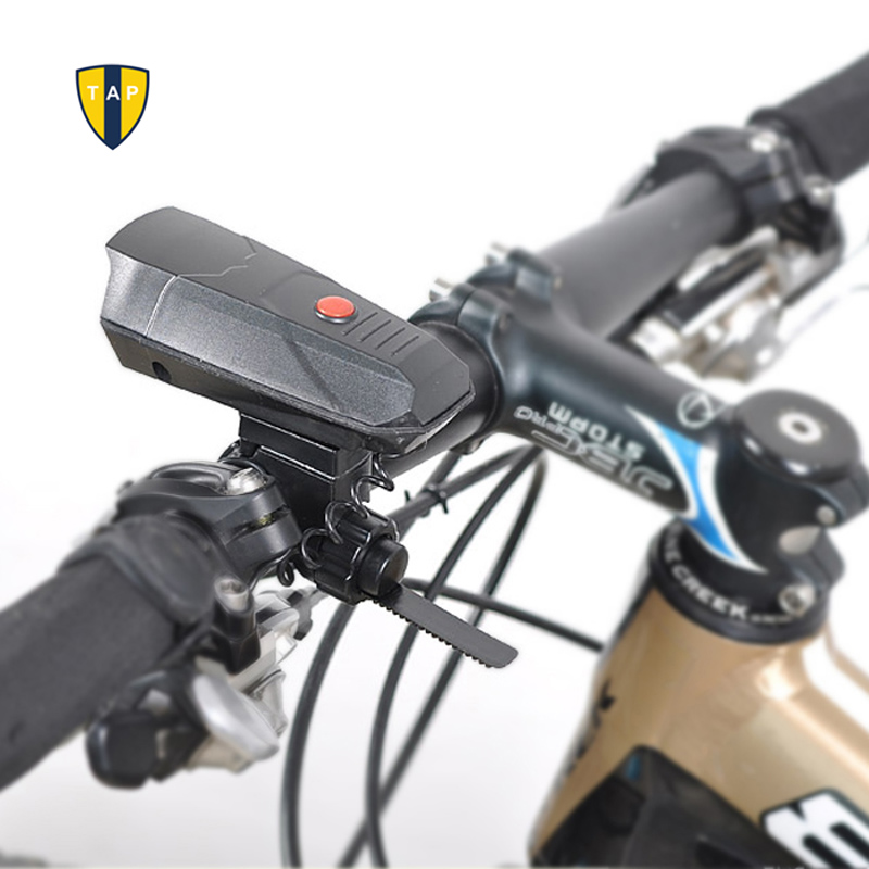 Ultra Loud Bike Cycling MTB Handlebar Ring Horn Bells Electric Horn Alarm Sound