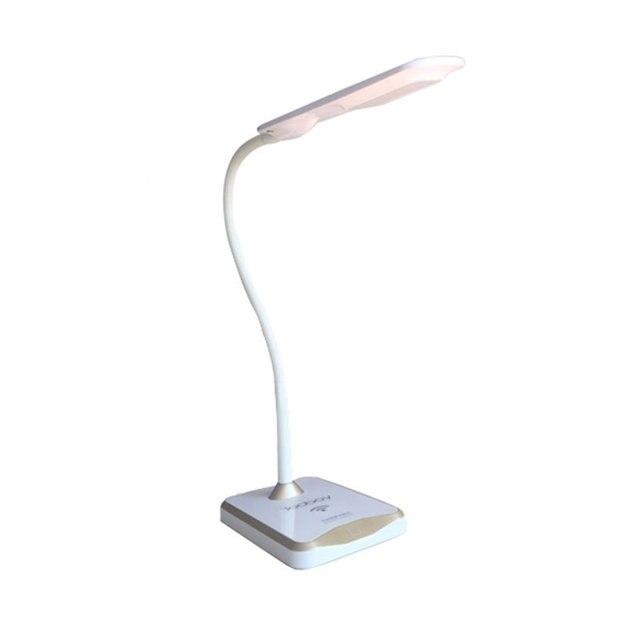 Таблица СВЕТОДИОДНЫЕ Лампы Сенсорный USB Зарядка Освещения ABS Лампы Стол Night Light Home