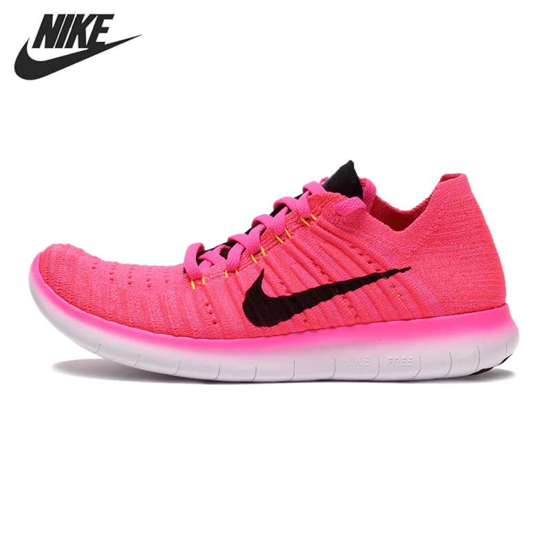 Original New Arrival 2017 WMNS NIKE FREE RN FLYKNIT  Women's  Running Shoes Sneakers free shipping k1x wmns майка k1x wmns basic tag wifey