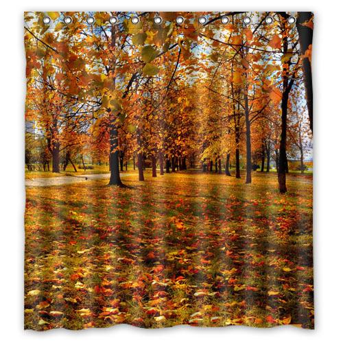 Commentaires automne rideau de douche faire des achats en ligne commentaire - Rideau de douche arbre ...
