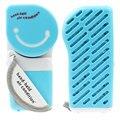 Sorriso Rosto Mini ABS portátil USB Handheld Ar Condicionado Ventilador de Refrigeração Refrigerador de Água