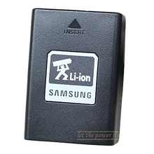 HOT sale SLB-1974 SLB1974 Li-Ion Rechargeable Battery For SAMSUNG Pro 815, Pro 815SE camera