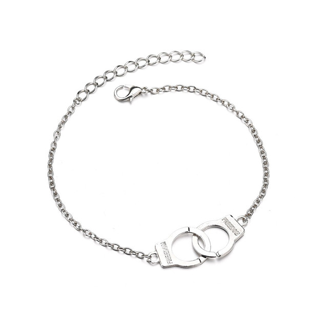 Handcuffs Women Girl Bracelet Anklet3