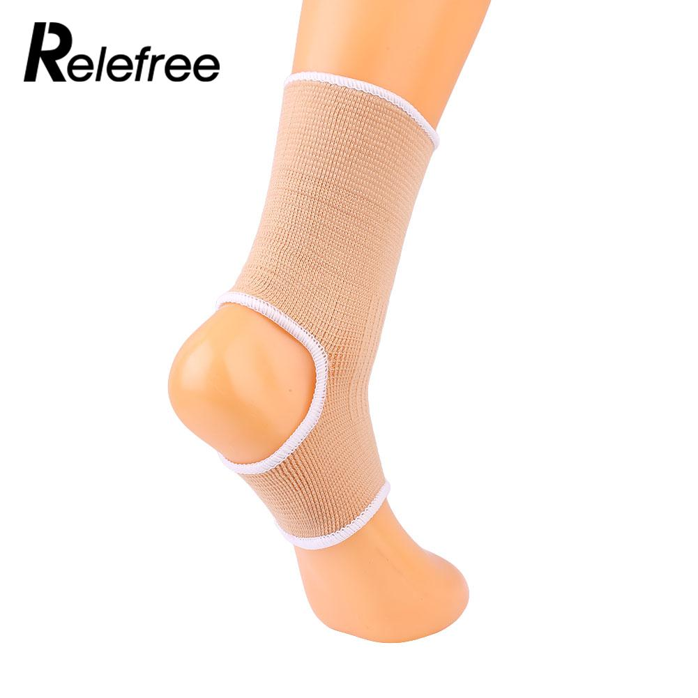 Adults Sportswear Foot Bandage Feet Protection Wrister Guard Support Safety Ankle Protection