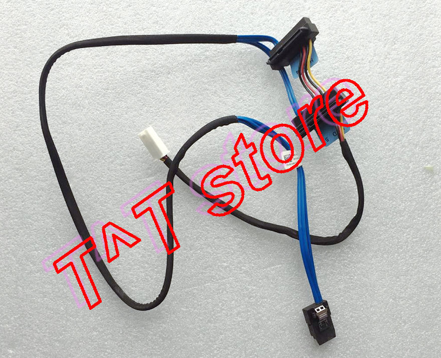 Original T410 Mini SAS CABLE R244M 0R244M CN-0R244M test good free shipping цена