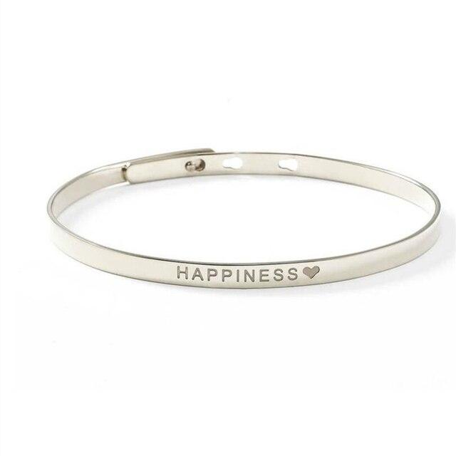Mavis Hare HAPPINESS BANGLE...