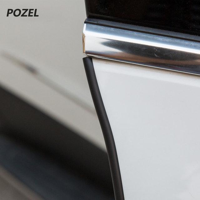 Tür Kantenschutz Ordnungs Formteil Protection Strip Kratzer Schutz  Autounfall Barrieren Tür Schutz Kollision Auto Aufkleber