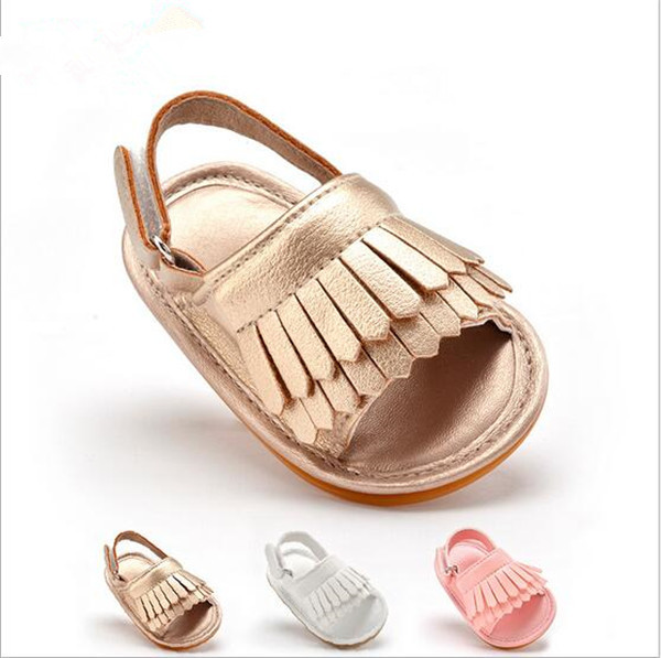 New Summer Baby Shoes Toddler Antislip First Walkers