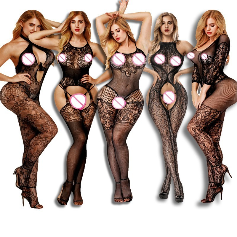 Sexy Lingerie Porno Erotic Langerie Sexy Underwear Lenceria Femenina Transparent Plus Size Women Sexy Costumes Babydolls 002ZH