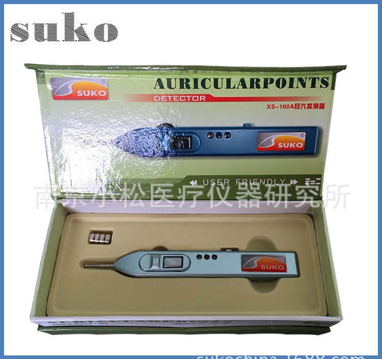 Free shipping auricularpoints detector/ear acupuncture point detectorFree shipping auricularpoints detector/ear acupuncture point detector