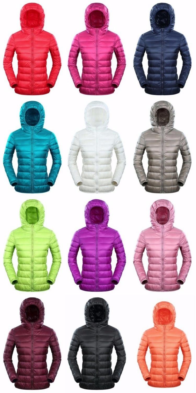 NewBang Brand 7XL 8XL Down Jacket Women Hooded Ultra Light Down Jacket Women Plus Feather Winter Thin Warm Windbreaker Coats in Down Coats from Women 39 s Clothing