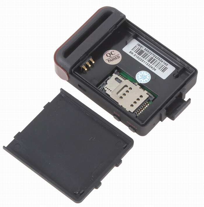XYCING TK102 Qlobal Kiçik GPS İzləmə Qurğusu GSM GPRS Dörd Band - Avtomobil elektronikası - Fotoqrafiya 3