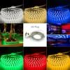 TSLEEN 1PC Cutable 60LED M 25M 30M 40M 50M 100M LED Strip Light Lamp 220V 5050SMD