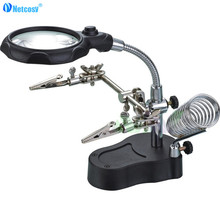 Netcosy New Hot selling New brand TE801 Bench Magnifiers ,the tools for repair