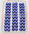 Free shipping >>@ > WHOLESALE RARE AAA 30 PAIRS NATURAL BLUE GENUINE PEARL