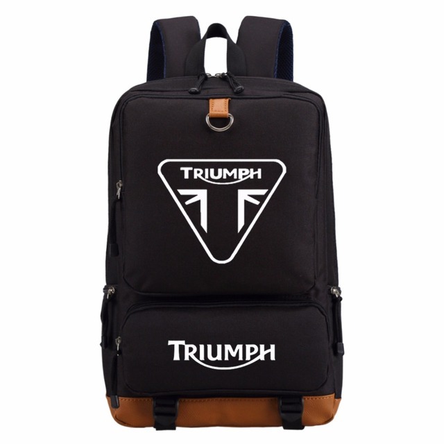 WISHOT triumph  backpack Men womens boy  Student School Bags travel Shoulder Bag Laptop Bags bookbag casual bag