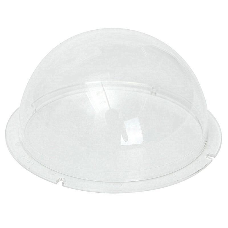 Transparent 4 Inch Indoor Outdoor CCTV Replacement Acrylic Clear Camera Dome Protector Housing Surveillance Cameras Accessories mini 4 inch cctv 100x 540tvl 256 preset 3 8 38mm indoor camera