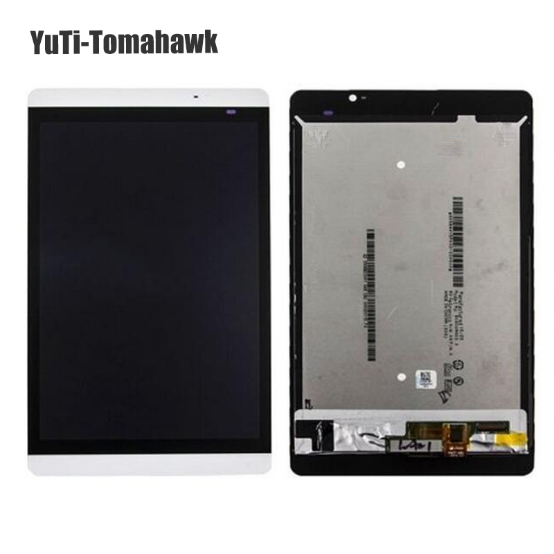 Color Full LCD DIsplay + Touch Screen Digitizer Assembly For Huawei Mediapad M2 8.0 M2-801L M2-802L M2-803L + Tools FreeShipping