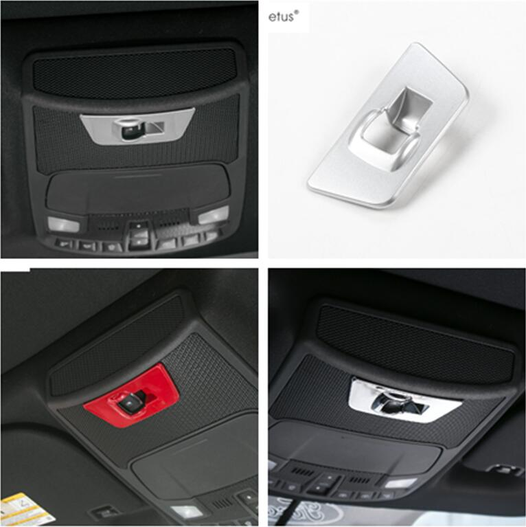 Accessories For Ford F Rear Back Small Window Switch Button Molding Cover on F150 Molding