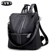 Бесплатная доставка 2017 известный бренд дизайн мини Anti-Theft рюкзак Водонепроницаемый Женская Повседневная дорожная сумка Школьный Рюкзак Для подростков