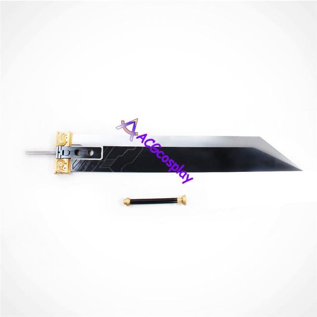 Final Fantasy VII cosplay FF7 juego de rol de la espada grande de la lucha de la nube