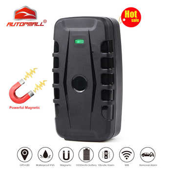Car GPS Tracker LK209B Vehicle Tracking Device GPS Locator GSM GPRS Tracker 120 Days Standby Time Powerful Magnet Waterproof - DISCOUNT ITEM  10% OFF All Category