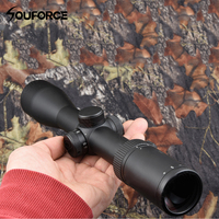 4-16x44 Mil-Dot Riflescope Side Focus Riflescope Stikstof Gevuld FMC Gecoat Scope voor Tactical Airsoft Jacht