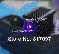 200mW Blue Laser diode DPSS 405nm wavelength DIY violet laser module azul laser diodo free shipping
