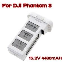 Original Intelligent DJI Phantom 3 Battery 15.2v 4480mAh – 23 Minute Flying Time High performance Flight battery for phantom 3