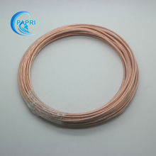 1meters 5meters 10meters 2.0mm2 19strands*0.37mm  Teflon Shield High Purity OCC Copper wire for audio DIY Amplifier WAG 14