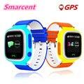 GPS smart watch детские часы Q90 с Wifi сенсорный экран SOS вызова Расположение DeviceTracker для Kid Safe Anti-Потерянный Монитор ПК Q80 Q60