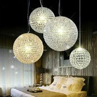 Best Price Modern K9 Crystal Chandelier Large Hotel Chandelier LED Staircase Light lustre crystal ball design 100% guarantee