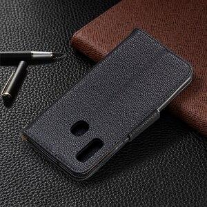 Image 3 - Ví Ốp Lưng Dành Cho Samsung Galaxy Samsung Galaxy A10 A20 A30 A40 A50 A70 S10 S9 Note 10 Plus Lật Da Magetic Đóng Cửa thẻ Đứng Bao Da